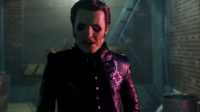 "Ghost's Cardinal Copia - ""Most Of My Life I Was Very Unhappy"""